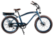 YOLO 30A ELECTRIC CRUISER BIKE - STEELE BLUE | FREE SHIPPING