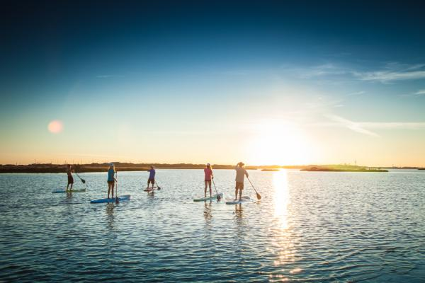 How Stand Up Paddleboarding is Mindfulness Training