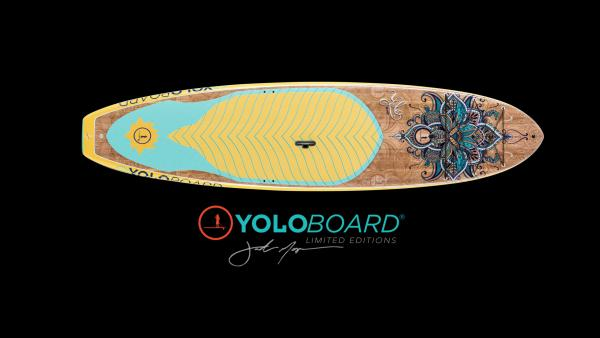10th Anniversary Original YOLO Boards