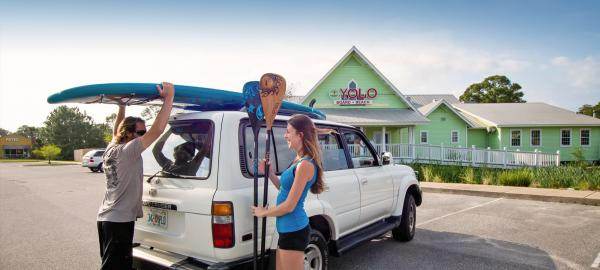 Semi-Annual Used YOLO Board Sale This Weekend!