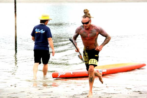 Great SUP race wins this weekend for Team YOLO