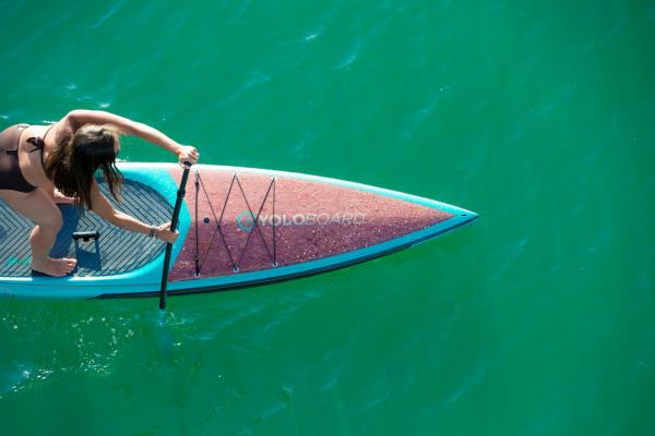6 Paddle Boarding Tips on How To Paddle a Board Straight