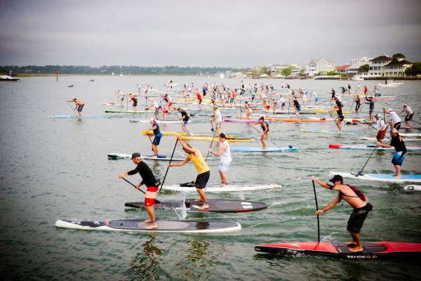 Coastal Paddle Co presents Five Flags Classic Apr. 12
