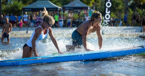 Shake Up Your SUP Workout