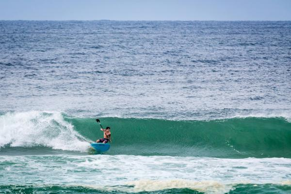 French doctors prescribe surfing and SUP instead of pills!