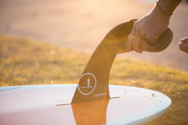 How To Install A SUP Fin?