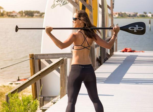 Building Your Stroke - Rotational Exercises For Paddle Boarders - by Leah Seacrest