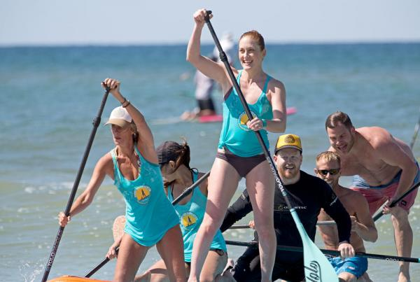 Paddle For Prevention June 9