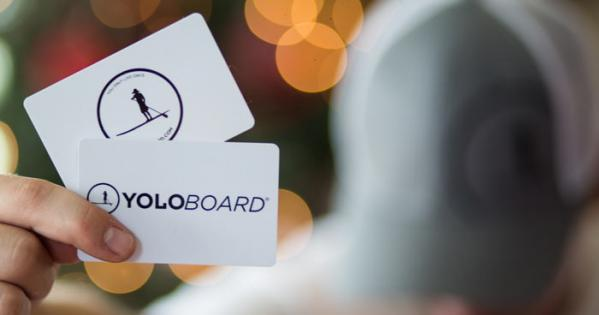 YOLO Board Gift Cards