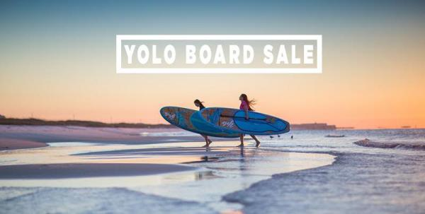 YOLO Board Labor Day Sale!