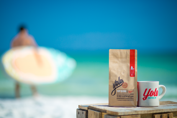 Rise and Grind - Introducing YOLO Coffee!