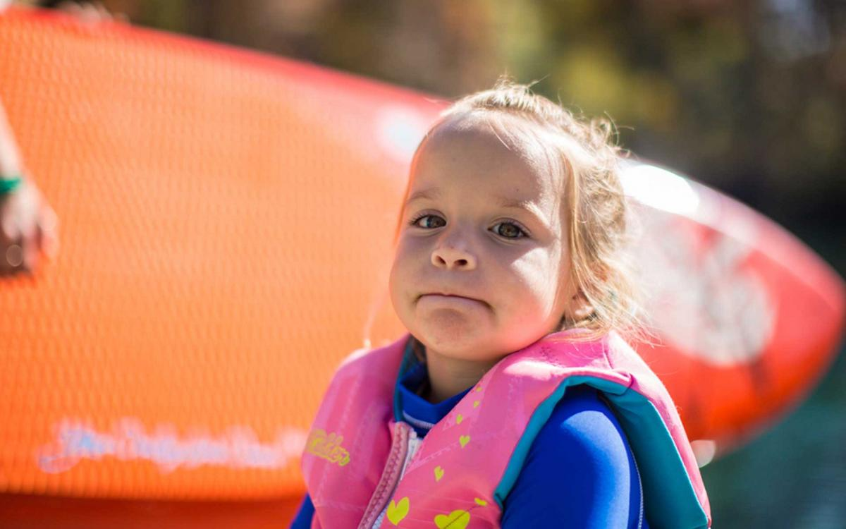 10 Tips for SUP Boarding with Kids