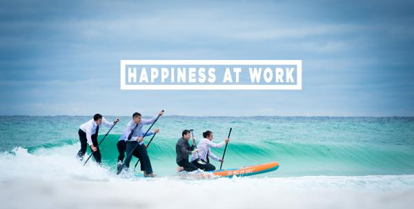 4 Tips For Happiness In The Workplace