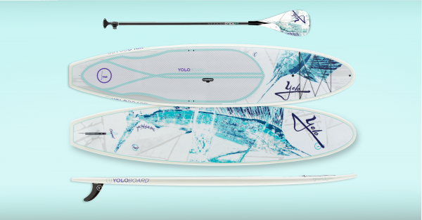 Make Dad Rad - This Fathers Day With A Sailfish Paddleboard