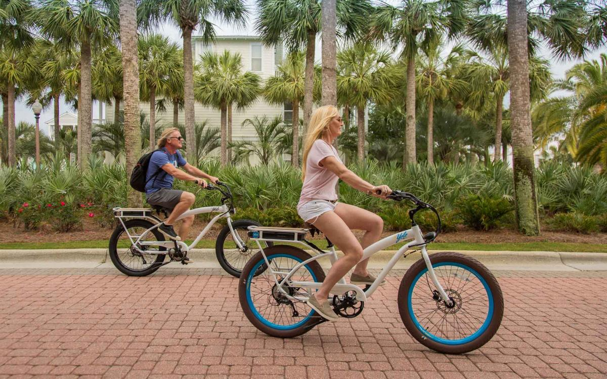 Riding an E-Bike Is Not Cheating