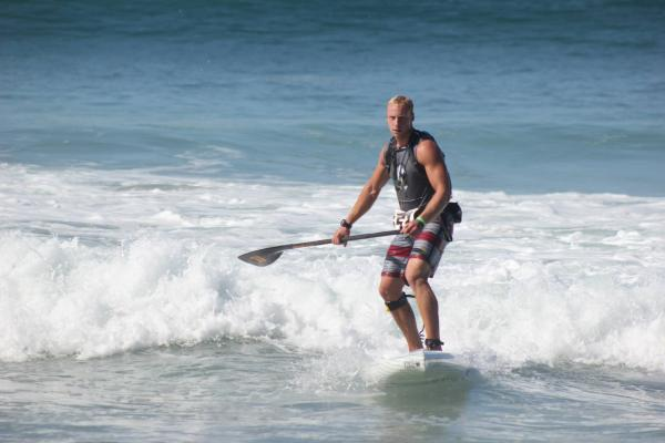 YOLO Board's Garrett Fletcher Takes 1st at Florida Cup and Paddle at the Rock