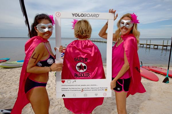 10th Annual YOLO Board Stand Up Paddleboard Relay Series Race #3