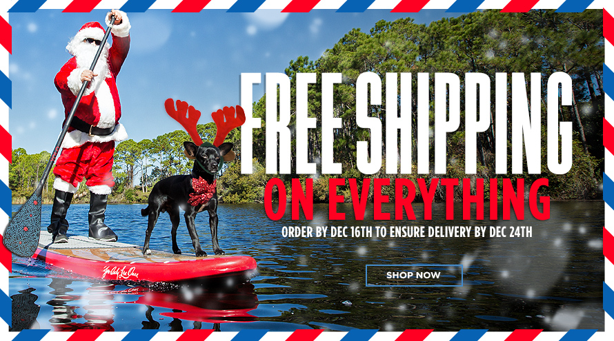 free shipping paddleboards