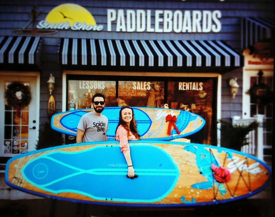 south shore paddle boards